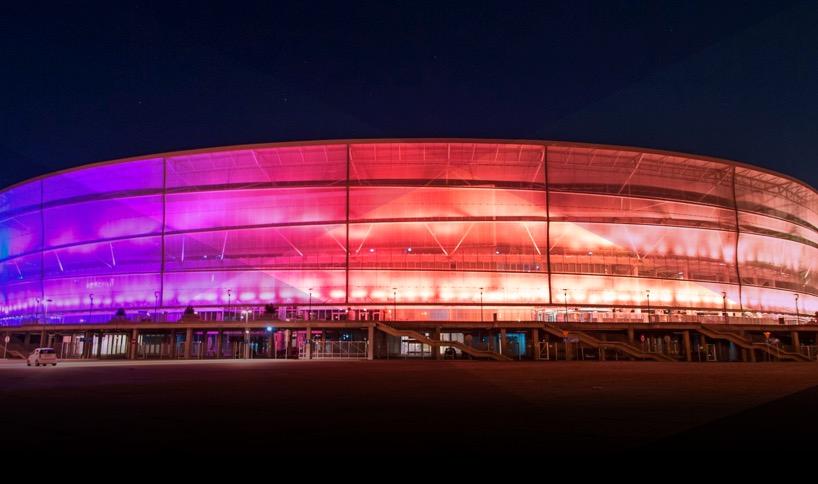 Miejsce Targów – Stadion Wrocław